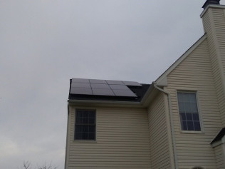 Professional solar panel installation in Cherry Hill, NJ or King and Prussia, PA