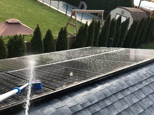 est solar panel installation in Cherry Hill, NJ or King and Prussia, PA