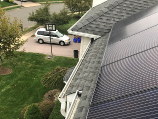 Home solar panel installation in Cherry Hill, NJ or King and Prussia, PA